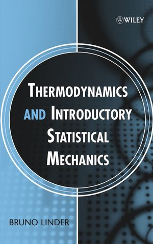 Thermodynamics and Introductory Statistical Mechanics (0471681741) cover image