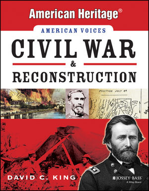 Civil War and Reconstruction (0471690341) cover image