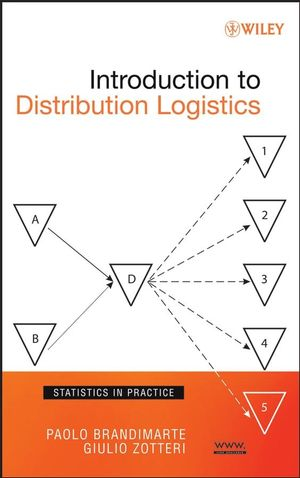 Introduction to Distribution Logistics (0471750441) cover image