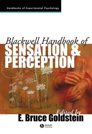 The Blackwell Handbook of Sensation and Perception (0631206841) cover image