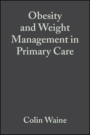 Obesity and Weight Management in Primary Care (0632065141) cover image