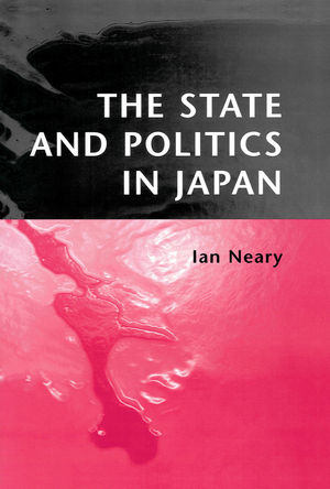 The State and Politics in Japan (0745621341) cover image