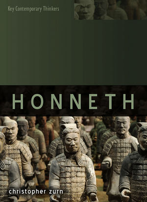 Axel Honneth (0745649041) cover image