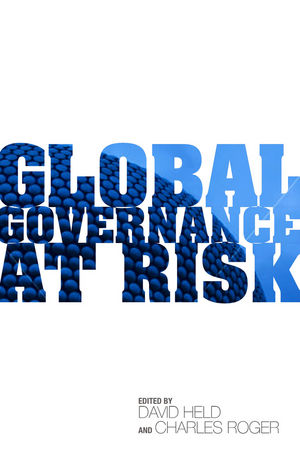 Global Governance at Risk (0745665241) cover image
