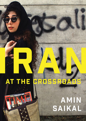 Iran at the Crossroads (0745685641) cover image