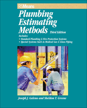 RSMeans Plumbing Estimating Methods, 3rd Edition