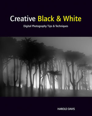 Creative Black and White: Digital Photography Tips and Techniques (1118076141) cover image