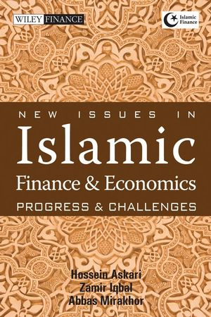 New Issues in Islamic Finance and Economics: Progress and Challenges (1118179641) cover image