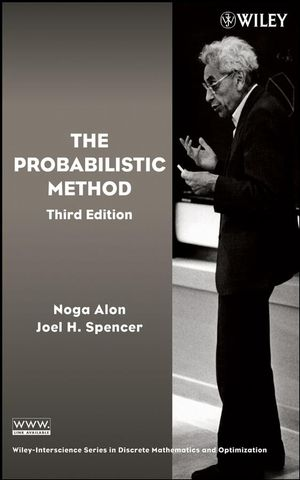 The Probabilistic Method, 3rd Edition (1118210441) cover image