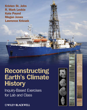 Book Cover Image for Reconstructing Earth's Climate History: Inquiry-based Exercises for Lab and Class