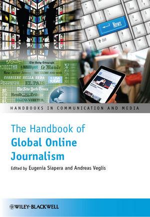The Handbook of Global Online Journalism (1118313941) cover image