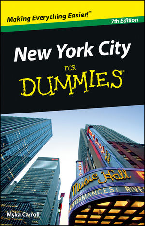 New York City For Dummies, 7th Edition