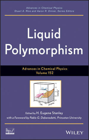 Advances in Chemical Physics, Volume 152, Liquid Polymorphism (1118453441) cover image