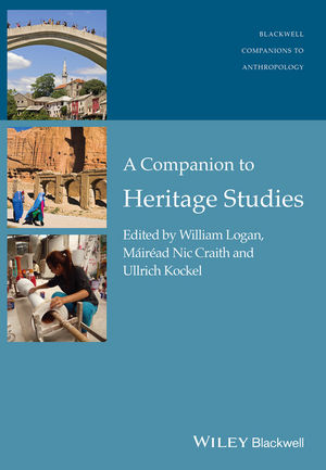 A Companion to Heritage Studies (1118486641) cover image