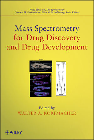 Mass Spectrometry for Drug Discovery and Drug Development (1118516141) cover image