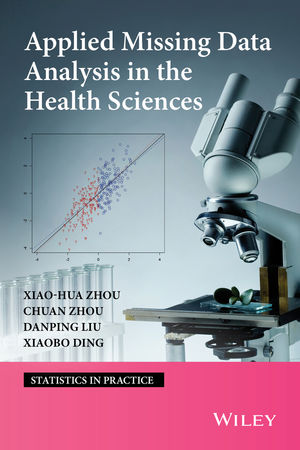 Applied Missing Data Analysis in the Health Sciences (1118573641) cover image