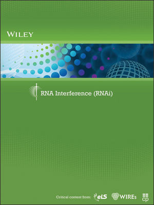 RNA Interference (RNAi) (1118829441) cover image