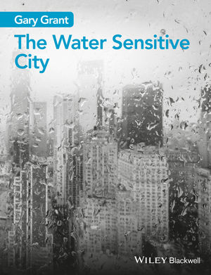 The Water Sensitive City (1118897641) cover image