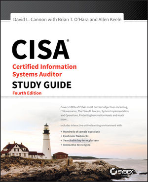 Cisa Certified Information Systems Auditor Study Guide 4th Edition Wiley