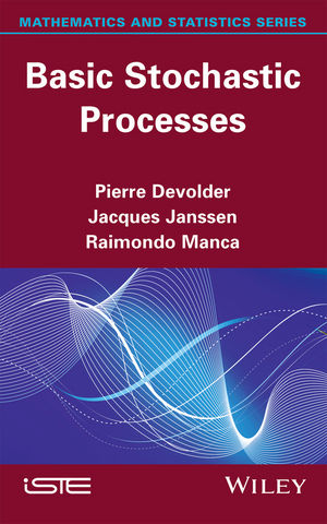 Basic Stochastic Processes (1119184541) cover image