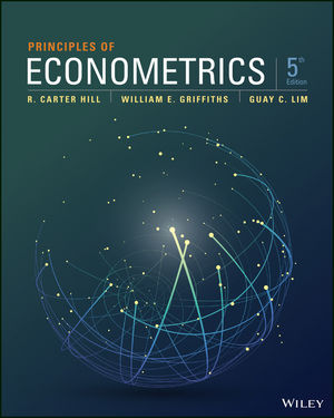 Principles of Econometrics, 5th Edition