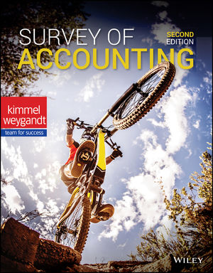 Survey of Accounting, 2nd Edition