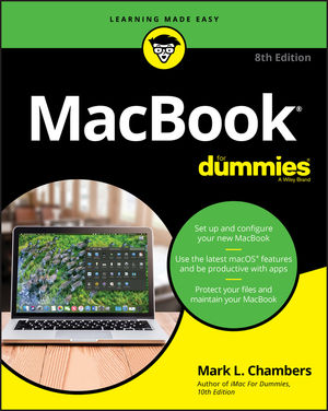 MacBook For Dummies, 8th Edition