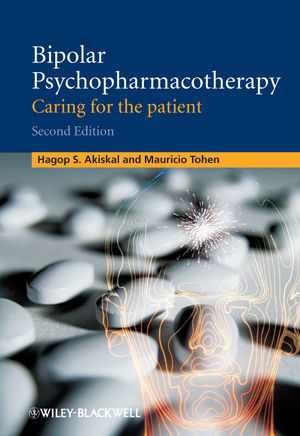 Bipolar Psychopharmacotherapy: Caring for the Patient, 2nd Edition (1119956641) cover image
