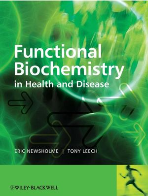Functional Biochemistry in Health and Disease (1119965241) cover image