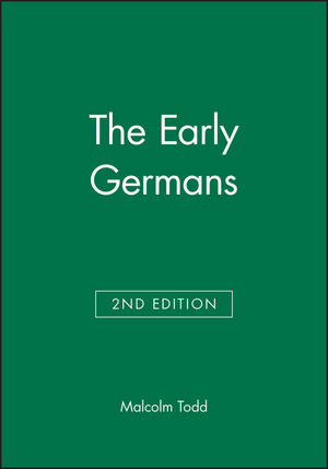 The Early Germans, 2nd Edition (1405117141) cover image