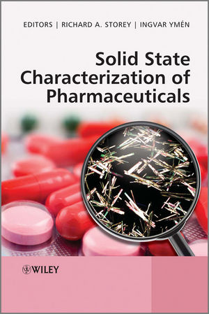 Solid State Characterization of Pharmaceuticals (1405134941) cover image