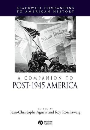 A Companion to Post-1945 America (1405149841) cover image