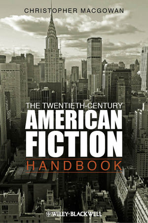 The Twentieth-Century American Fiction Handbook (1405160241) cover image