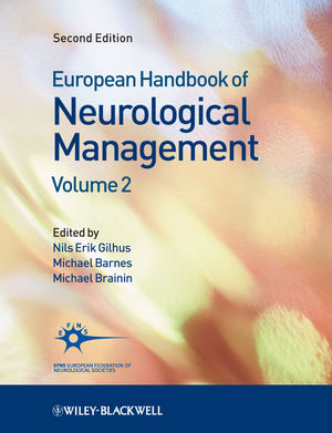 European Handbook of Neurological Management, 2nd Edition, Volume 2 (1405185341) cover image