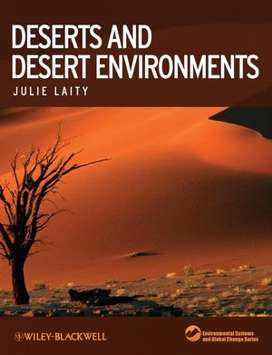 Deserts and Desert Environments (1444300741) cover image