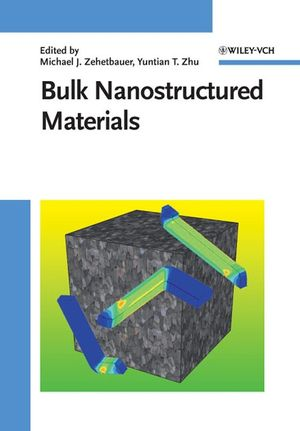 Bulk Nanostructured Materials (3527315241) cover image