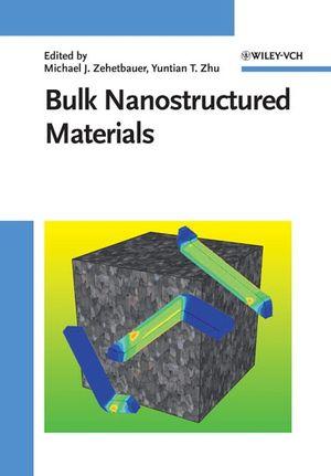 Bulk Nanostructured Materials (3527315241) cover image