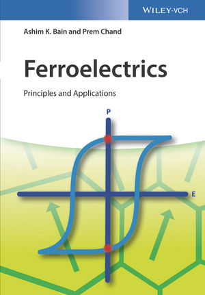 Ferroelectrics: Principles and Applications (3527342141) cover image