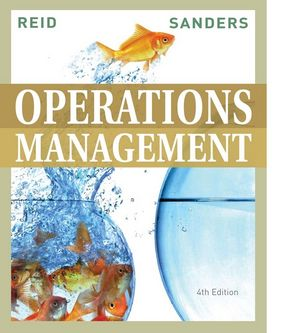 Operations Management, 4th Edition (EHEP000241) cover image