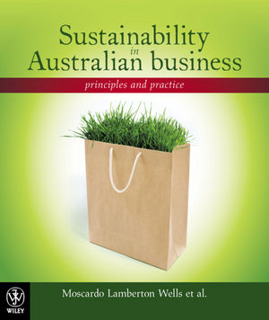 Sustainability in Australian Business: Principles and Practice (EHEP002341) cover image