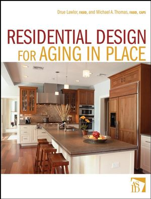 Residential Design for Aging In Place (0470056142) cover image