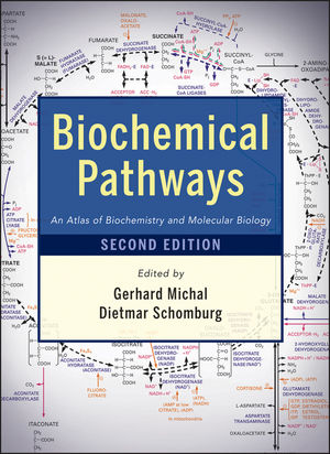 Biochemical Pathways: An Atlas of Biochemistry and Molecular Biology, 2nd Edition (0470146842) cover image