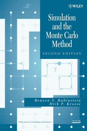 Simulation and the Monte Carlo Method, 2nd Edition (0470177942) cover image