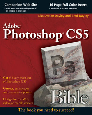 Photoshop CS5 Bible (0470584742) cover image