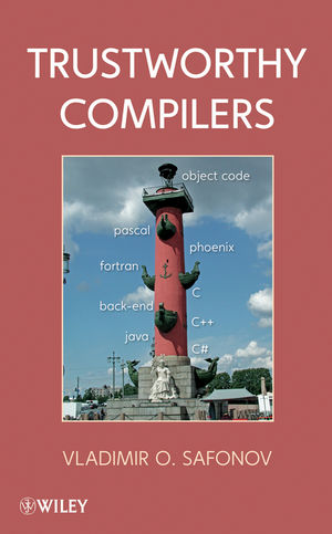 Trustworthy Compilers (0470593342) cover image
