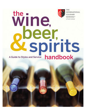 The Wine, Beer, and Spirits Handbook: A Guide to Styles and Service (0470598042) cover image