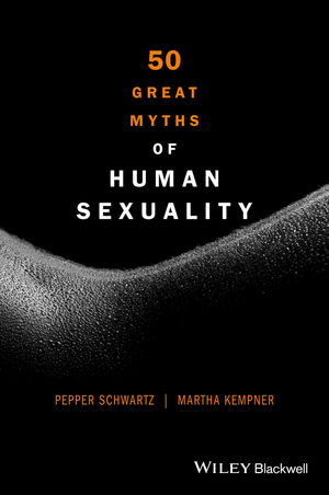 50 Great Myths of Human Sexuality (0470674342) cover image