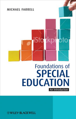 Foundations of Special Education: An Introduction (0470744642) cover image