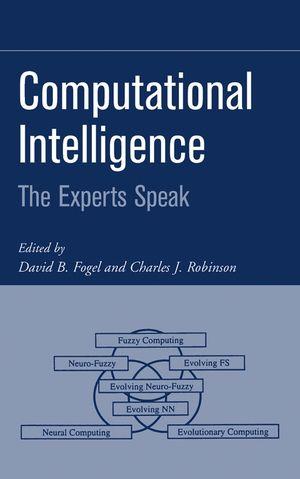 Computational Intelligence: The Experts Speak (0471274542) cover image