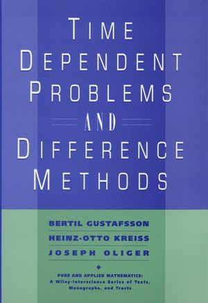 Time Dependent Problems and Difference Methods (0471507342) cover image